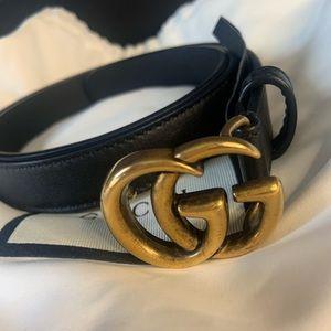 Authentic Gucci Belt (Size 75)